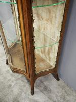 French Rosewood Vitrine by Thomas Justice & Sons (10 of 14)