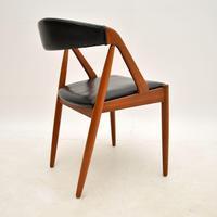 Danish Teak Side / Dining / Desk Chair by Kai Kristiansen (10 of 20)