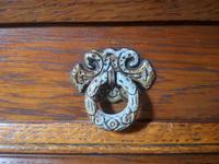 Wood Bros Old Charm Oak Dresser Tudor Brown (8 of 11)