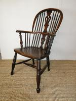 English 19th Century  Windsor Chair (6 of 7)