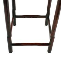 Chinese 19th Century Rosewood Stand (6 of 7)
