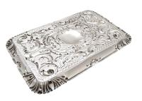Antique Edwardian Sterling Silver Dressing Tray  1905 (5 of 8)