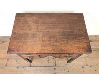 19th Century Oak Side Table (2 of 8)
