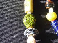 Vintage handmade  Murano Glass Bead necklace (10 of 12)