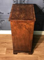 Burr Walnut Chest of Drawers c1890 (5 of 15)
