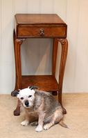Burr Maple Occasional Table (2 of 10)