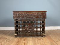 19th Century Chinese Campaign Desk (5 of 7)