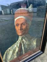 19th C Oil On Canvas Of Octavia Hill's Portrait Of Leonardo Loredan (4 of 6)