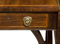 Fine Regency Rosewood Sofa Table (9 of 9)