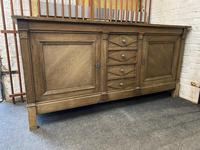 Early French Directoire Style Enfilade or Sideboard (14 of 15)