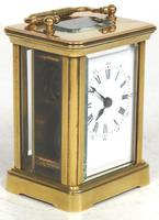 Superb Miniature French 8 Day Carriage Clock Lever Platform c.1880 Working (2 of 10)