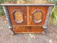 Victorian Chest of Drawers / Cupboard / Sideboard