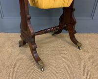 Regency Period Rosewood Work Table (11 of 15)