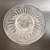 Large 19th Century Cut Glass Vase (3 of 5)