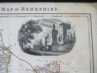 Langley's New Map of Berkshire 1817 (4 of 4)