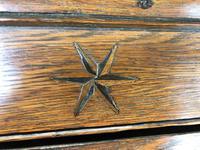 Antique Welsh Oak Press Cupboard (8 of 10)