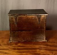 Early Nineteenth Century Miniature Pine Mule Chest (7 of 8)