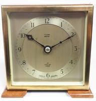 Super Vintage Mantel Clock Bracket Clock by Elliott of London (3 of 7)