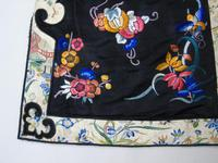 19th Century Chinese Silk Embroidered Robe (9 of 11)
