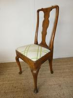 Pair of Early 18th Century Oak Chairs (6 of 7)