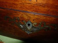 Inlaid Rosewood Writing Box - Extended Office Section c.1870 (6 of 16)