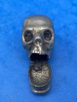 Rare Victorian Skull Vesta (11 of 15)