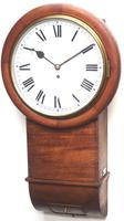 Antique Industrial Railway all Clock – Drop Dial Station Clocked Number 5478 (8 of 15)