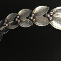 Danish Sterling Silver Necklace by Aare & Krogh. 1950s (4 of 5)