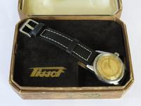 Gents Tissot Bumper Automatic Wrist Watch, 1953 (2 of 6)
