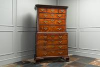 Early 18th Century English Mahogany Chest on Chest (3 of 12)