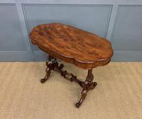 Victorian Period Mahogany Table (11 of 14)