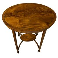 Pretty Oval Edwardian Table (2 of 8)