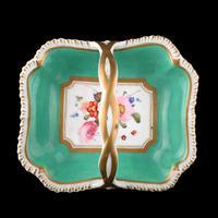 Rockingham China Trinket Basket (7 of 8)