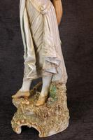 Impressive Large Antique Figure of Young Girl (27 of 28)