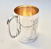 George V Silver Christening Mug by the Atkins Brothers - Sheffield 1920 (5 of 5)