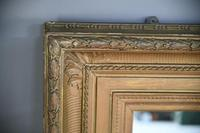 Large Gilt Frame Wall Mirror (3 of 10)