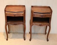 Pair of French Oak Bedside Cabinets (9 of 10)