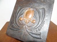 Arts & Crafts Coal Box (5 of 11)