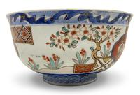 Meiji Period Imari Bowl (3 of 6)
