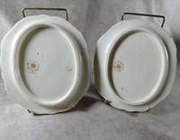 Pair of 19th Century S Fielding & Co Teapot Stands (2 of 4)