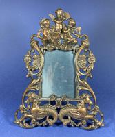 Victorian Cast Iron Photo Frame (6 of 10)