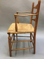 Early 19th Century Country Chair, stamped (2 of 10)