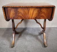 Mahogany Sofa Table by Bevan Funnell Reprodux Avena AV872 (6 of 12)