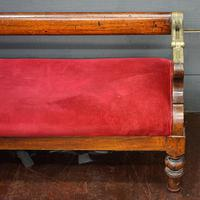 Early Victorian Ships Port & Starboard Bench (5 of 8)