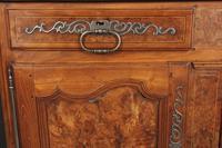 Large Cherrywood & Walnut Dresser (3 of 13)