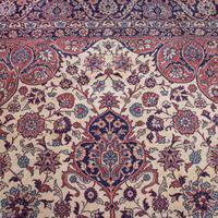 Very Large Antique Heriz Carpet, Persian, Room Size, Rug, Edwardian, Circa 1910 (7 of 12)