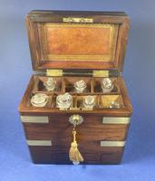 Victorian Rosewood Medicine Box (4 of 15)