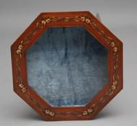 19th Century Satinwood & Painted Bijouterie Table (6 of 10)
