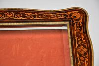 Antique French Inlaid Rosewood Bijouterie Display Table (8 of 15)