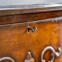 Neo Classical Demi Lune Sideboard (3 of 13)